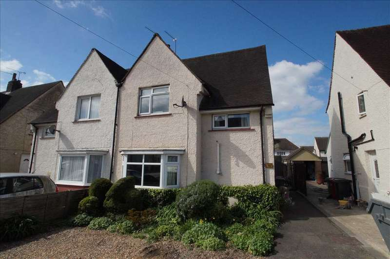3 Bedrooms Semi Detached House for sale in Anthony Way, Cippenham