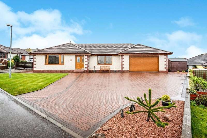 4 Bedrooms Detached Bungalow for sale in Cromlet Park, Invergordon, IV18