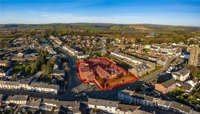 Land Commercial for sale in Former South Molton Primary School, South Molton, Devon, EX36