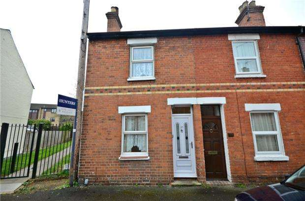 2 Bedrooms End Of Terrace House for sale in Garnet Street, Reading, Berkshire
