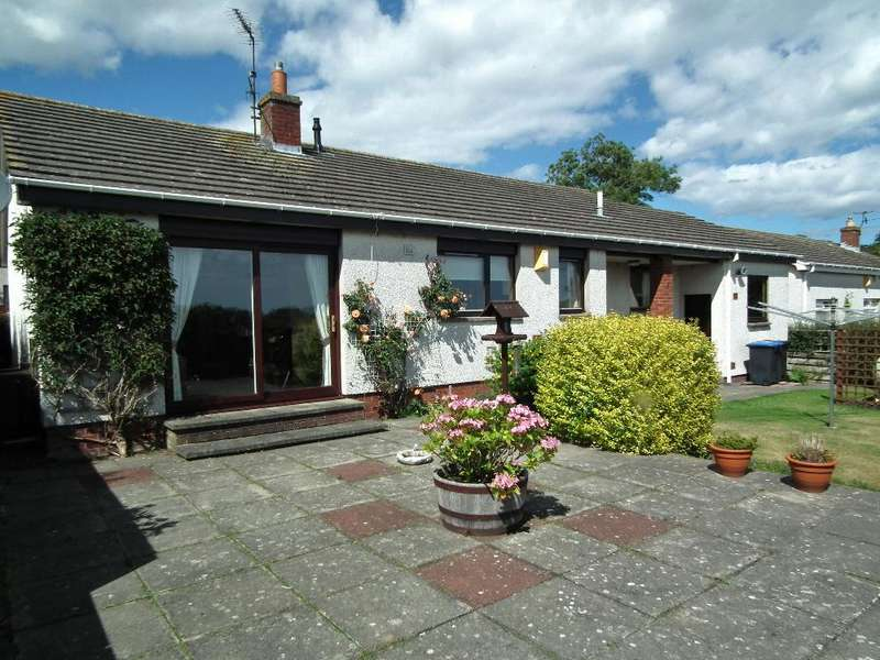3 Bedrooms Detached Bungalow for sale in St Helier, 29 Priors Walk, Coldingham TD14 5PE