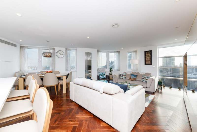 2 Bedrooms Flat for sale in Eagle Point, City Road, The City, EC1V