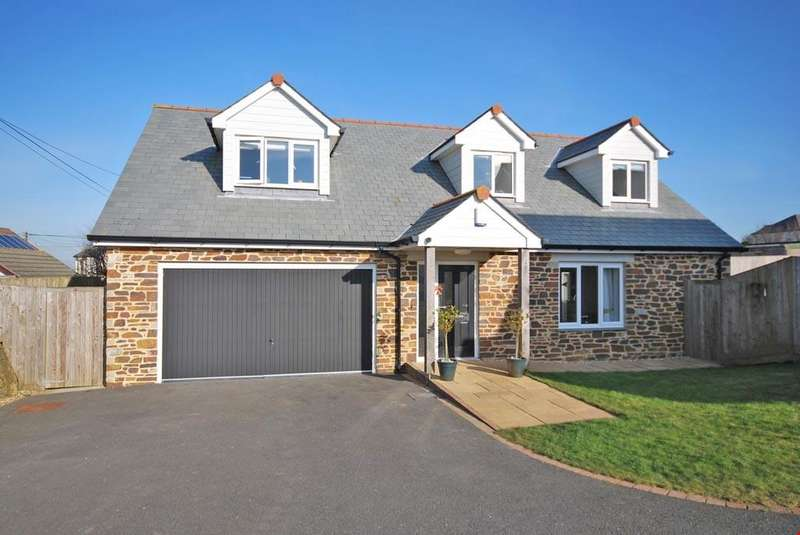 4 Bedrooms Detached House for sale in Goonbell, St Agnes, Nr. Truro, Cornwall