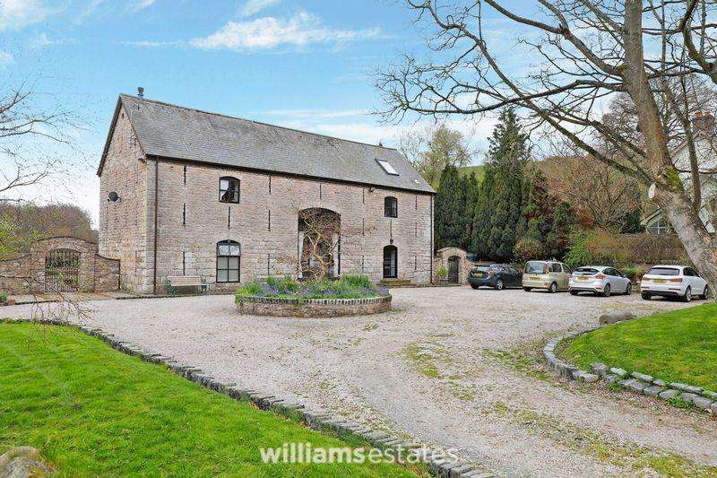 3 Bedrooms Cottage House for sale in Pwllglas, Ruthin