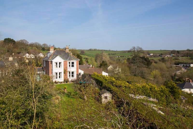 6 Bedrooms Detached House for sale in North Tawton
