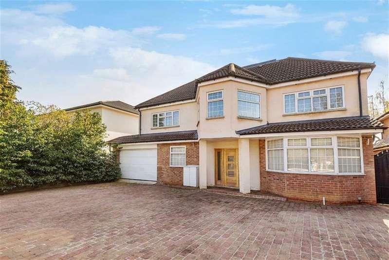 6 Bedrooms Detached House for sale in The Ridgeway, Radlett, Hertfordshire