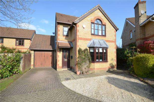 4 Bedrooms Detached House for sale in Gardeners Road, Winkfield Row, Bracknell