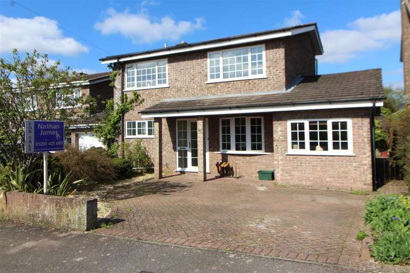 4 Bedrooms Detached House for sale in Wentwood View, Caldicot