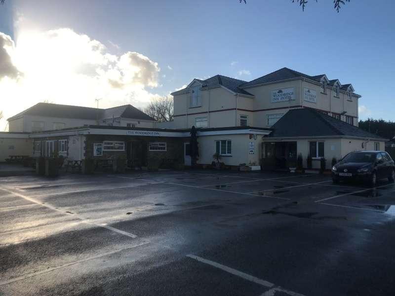 25 Bedrooms Hospitality Commercial for sale in The Woodridge Inn Hotel, Wooden, Saundersfoot, Pembrokeshire
