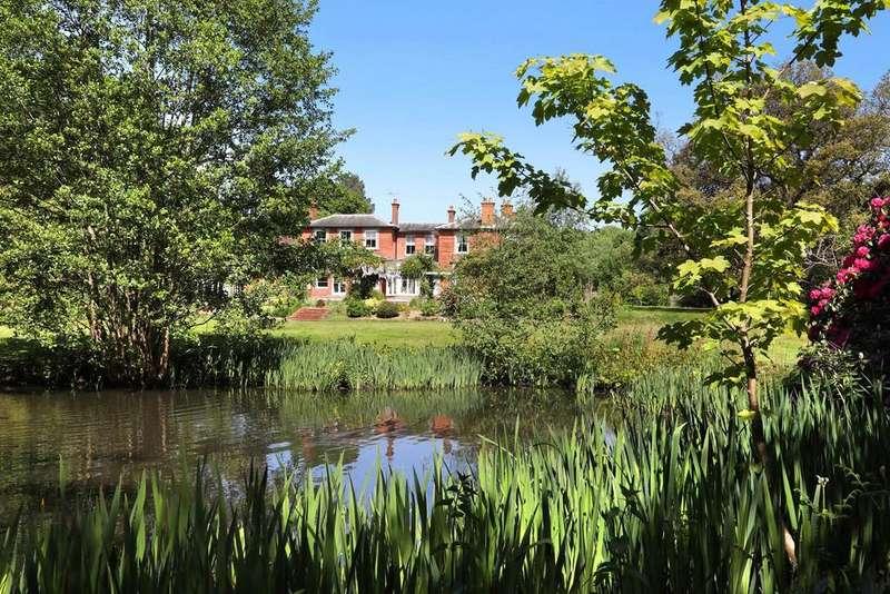11 Bedrooms Detached House for sale in Woodside Road, Winkfield, Ascot, Berkshire