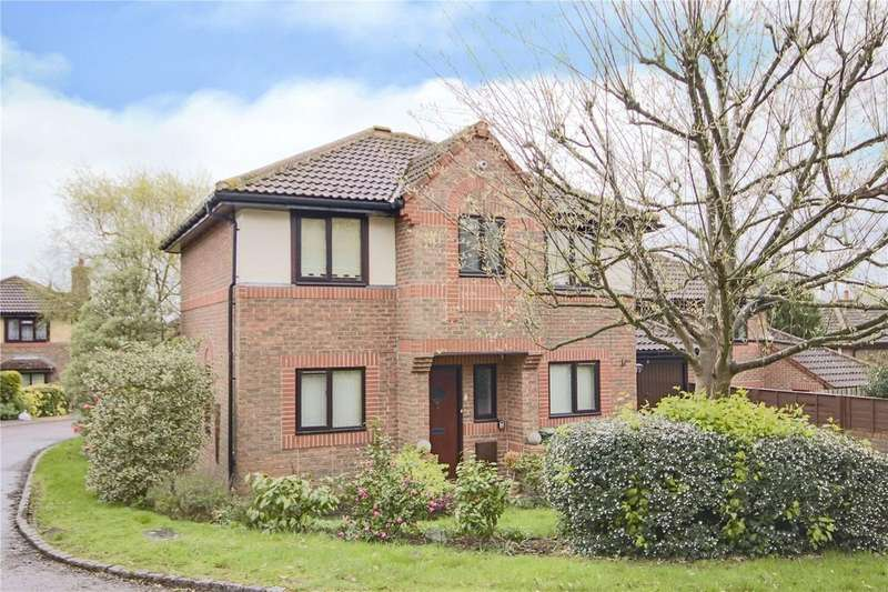 4 Bedrooms Detached House for sale in Westwates Close, Warfield, Berkshire, RG12
