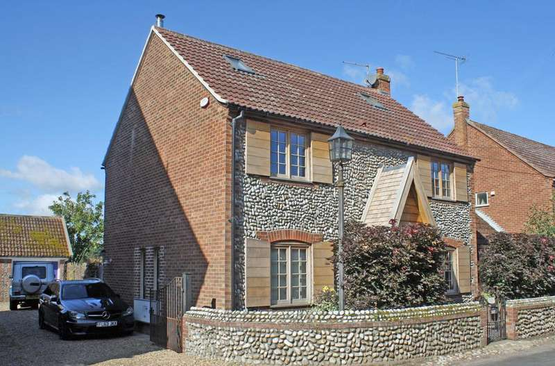 4 Bedrooms Detached House for sale in High Street, Cley-next-the-Sea NR25