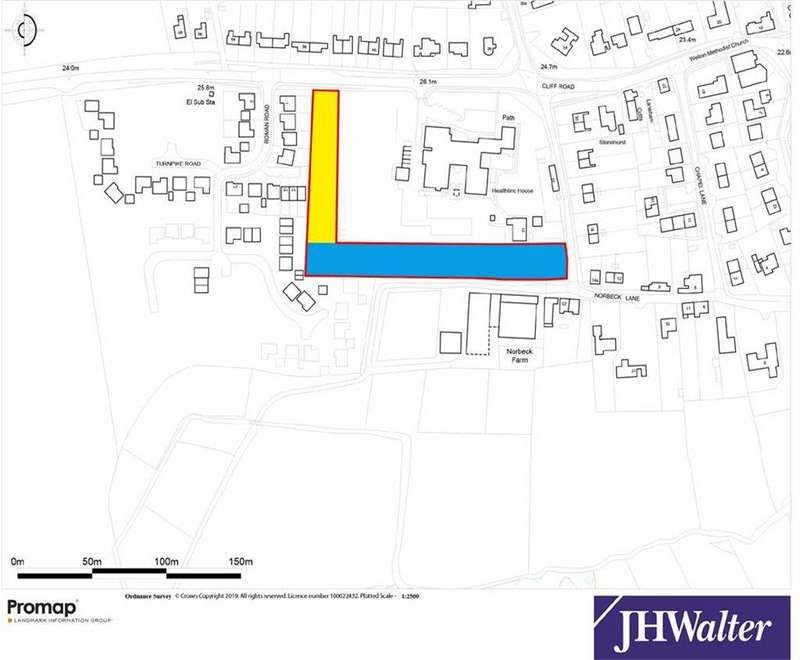 Land Commercial for sale in Cliff Road, Welton, Lincoln, Lincolnshire