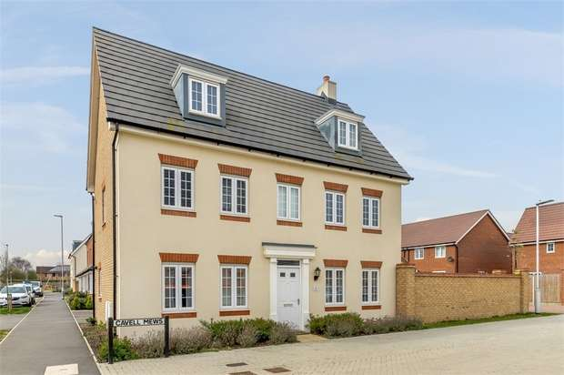 5 Bedrooms Detached House for sale in Cavell Mews, Flitwick, Flitwick, Bedford