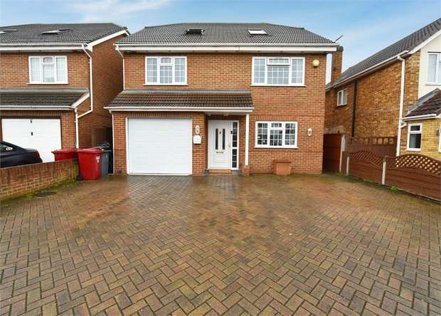 5 Bedrooms Detached House for sale in Laurel Avenue, Slough, Berkshire