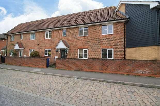 2 Bedrooms Terraced House for sale in Caspian Way, Purfleet, Essex