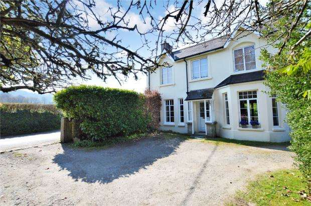 3 Bedrooms Detached House for sale in Chagford, Newton Abbot