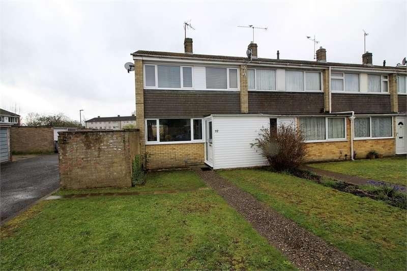 2 Bedrooms End Of Terrace House for sale in Combe Road, Tilehurst, READING, Berkshire