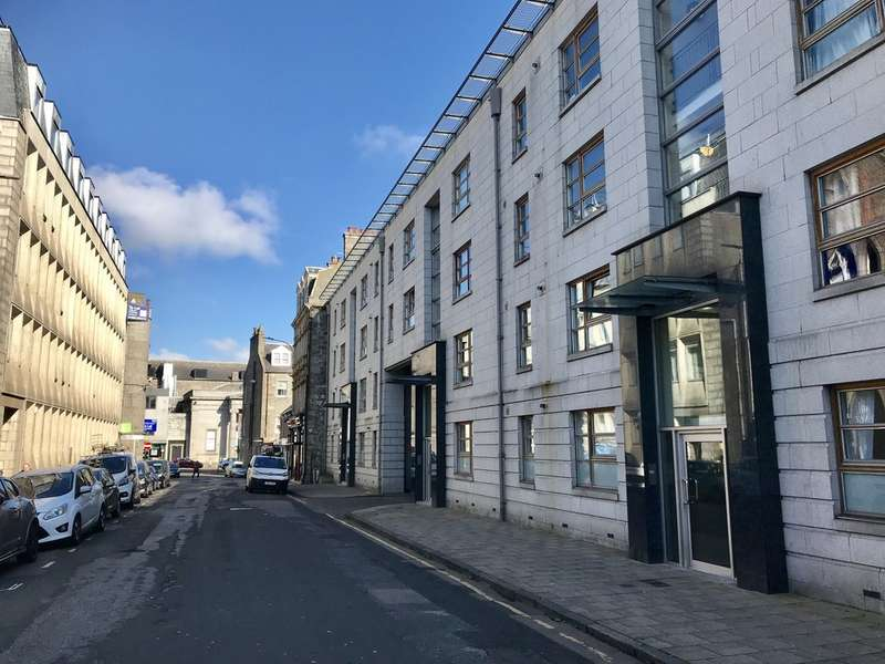 2 Bedrooms Apartment Flat for sale in Dee Street, Aberdeen AB11
