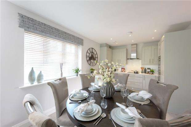 2 Bedrooms Apartment Flat for sale in Widbrook Road, Maidenhead, Berkshire