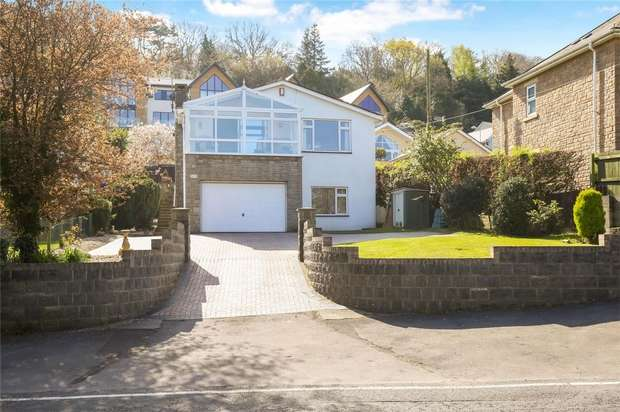 4 Bedrooms Detached House for sale in Nore Road, Portishead, Bristol