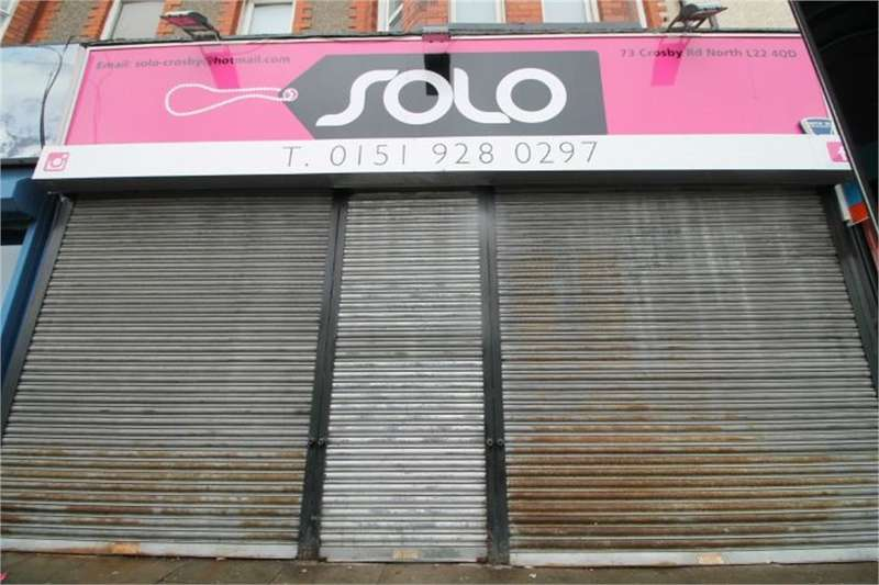Commercial Property for rent in Crosby Road North, Waterloo, LIVERPOOL, Merseyside