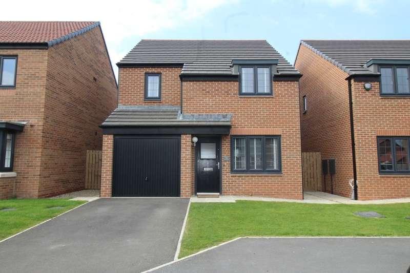 3 Bedrooms Detached House for sale in Regent Drive, Hebburn, NE31