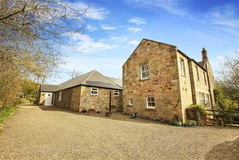 7 Bedrooms Detached House for sale in The Mill House, Alnwick, Northumberland