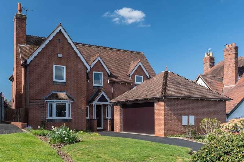 4 Bedrooms Detached House for sale in Bittell Lane, Barnt Green, Birmingham, B45