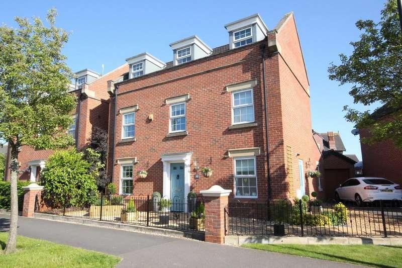 4 Bedrooms Detached House for sale in Highland Drive, Buckshaw Village, Chorley