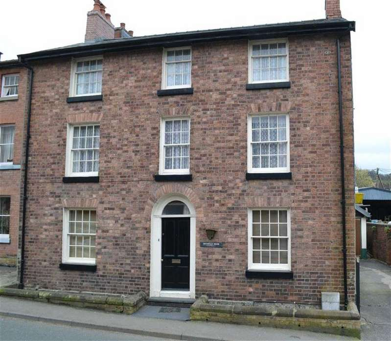 6 Bedrooms Unique Property for sale in Smithfield House, New Street, Llanidloes, Powys, SY18