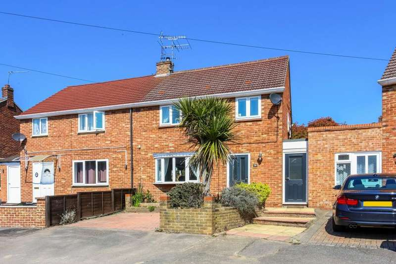 3 Bedrooms Semi Detached House for sale in Fernbank Place, Ascot