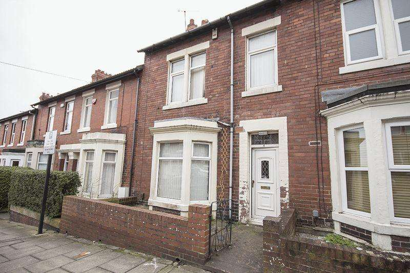 7 Bedrooms Terraced House for sale in Springbank Road, Sandyford, Newcastle upon Tyne