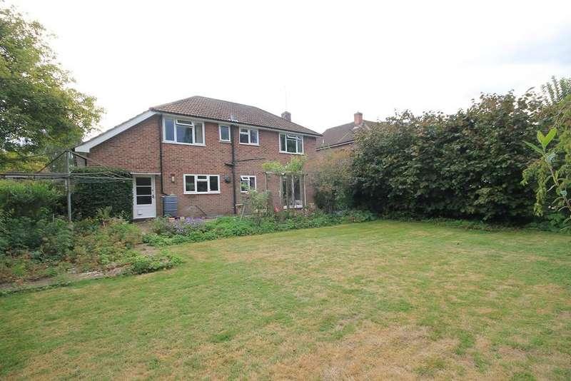 4 Bedrooms Detached House for sale in Speen Lane, NEWBURY, RG14