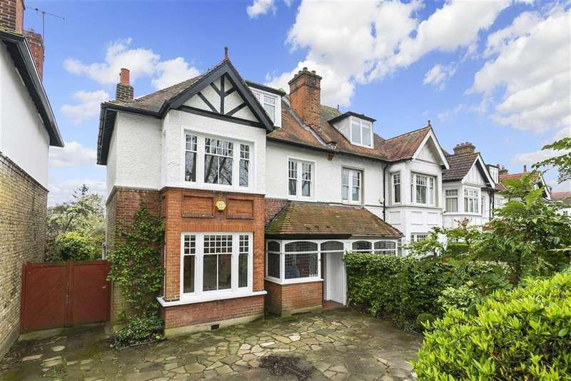 6 Bedrooms Semi Detached House for sale in Park Road, Hampton Hill