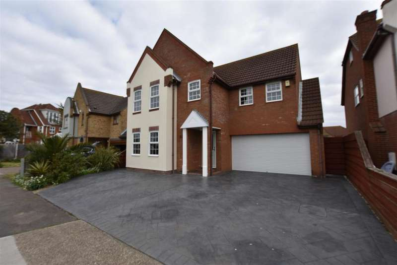 4 Bedrooms Detached House for sale in Western Esplanade, Canvey Island