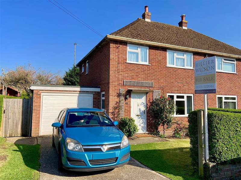 3 Bedrooms Semi Detached House for sale in Kingsley Close, Newbury