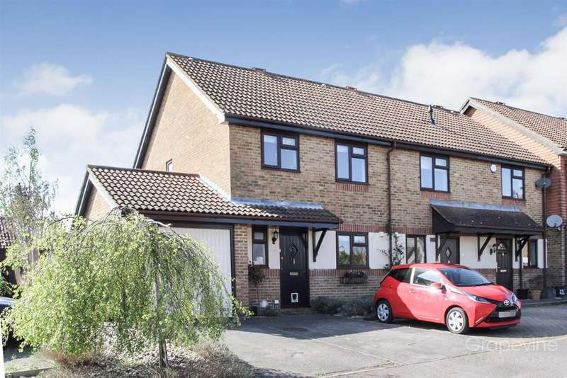 3 Bedrooms House for sale in Coleridge Close, Twyford, Reading