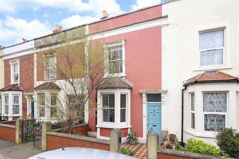 2 Bedrooms Terraced House for sale in Franklyn Street, St Pauls