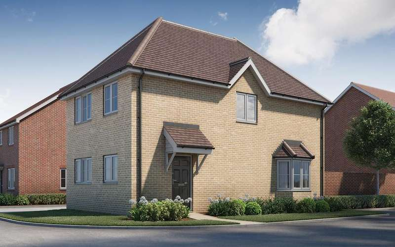 4 Bedrooms Detached House for sale in The Oxford, Tavistock Place, BEDFORD, MK45
