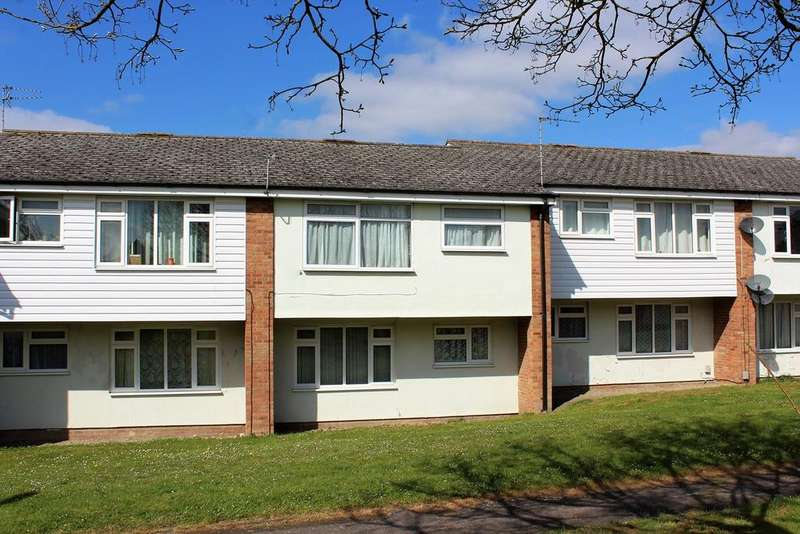2 Bedrooms Flat for sale in Gothic Way, Arlesey, SG15