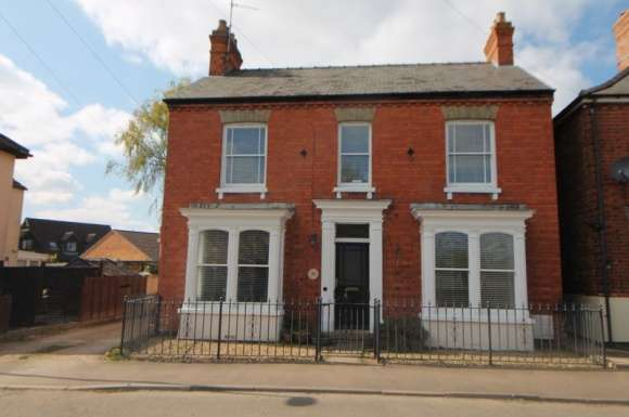 4 Bedrooms Detached House for sale in South Parade, Spalding