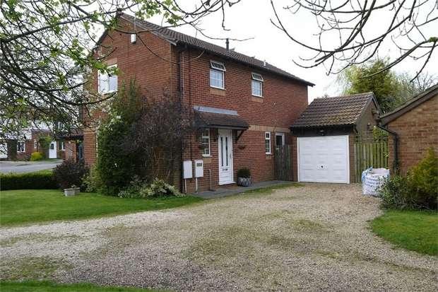 4 Bedrooms Detached House for sale in Hensman Close, Fleckney, Leicester