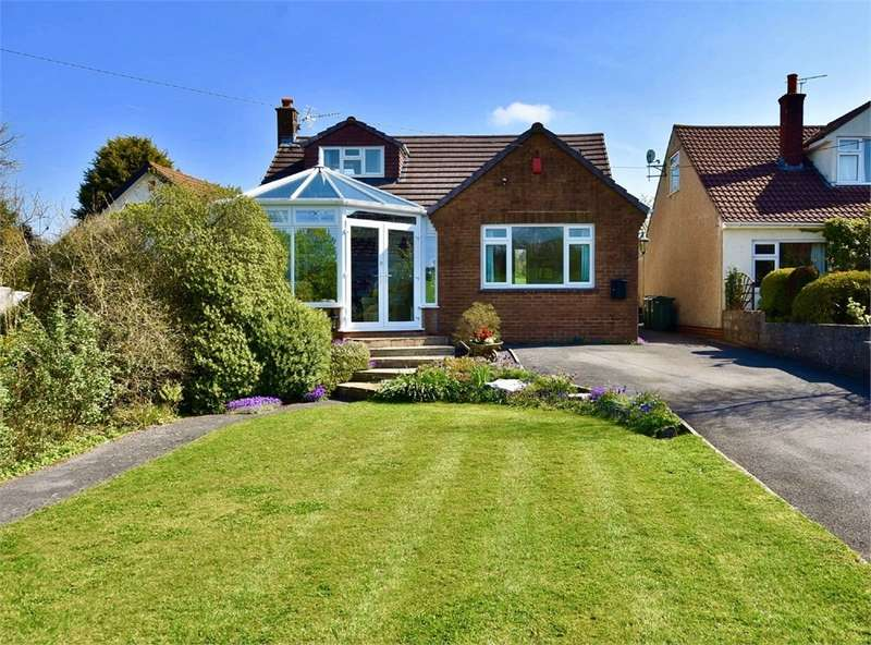 3 Bedrooms Detached Bungalow for sale in 56 Flax Bourton Road, Failand, Bristol, North Somerset
