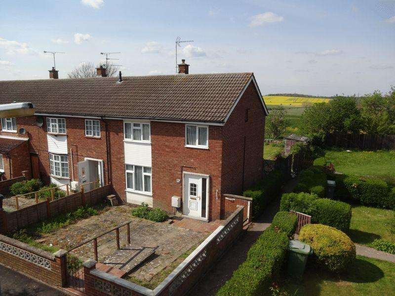 3 Bedrooms End Of Terrace House for sale in Leaf Road, Dunstable