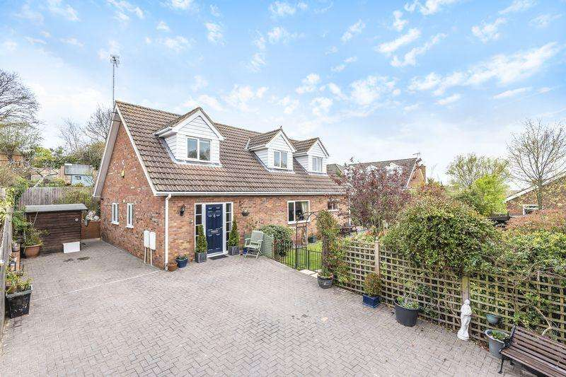 4 Bedrooms Detached House for sale in Flitwick Road, Ampthill