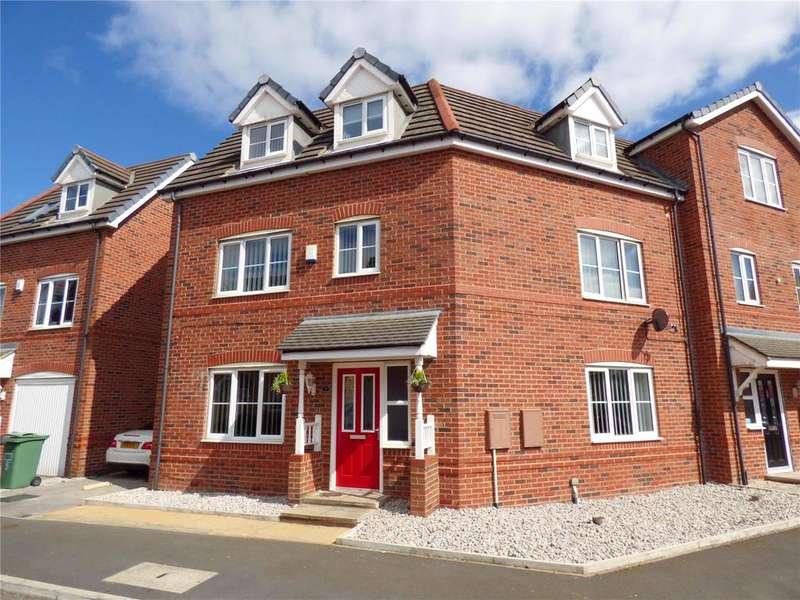4 Bedrooms Semi Detached House for sale in Westfield Street, Heckmondwike, West Yorkshire, WF16