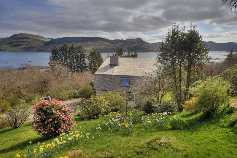 4 Bedrooms Detached House for sale in Torr Na Fhaire, Ardfern, Lochgilphead, Argyll and Bute, PA31