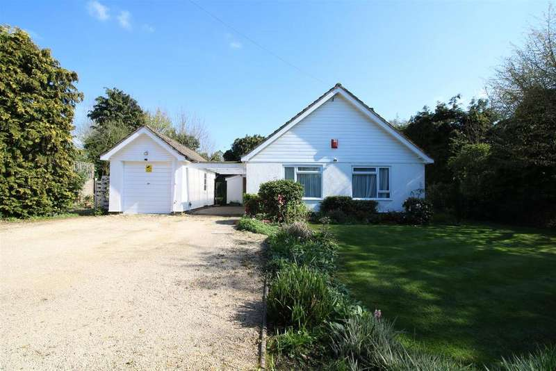 3 Bedrooms Detached House for sale in Upper Basildon, Reading