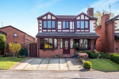 4 Bedrooms Detached House for sale in Daccamill Drive, Swinton, Manchester, Greater Manchester